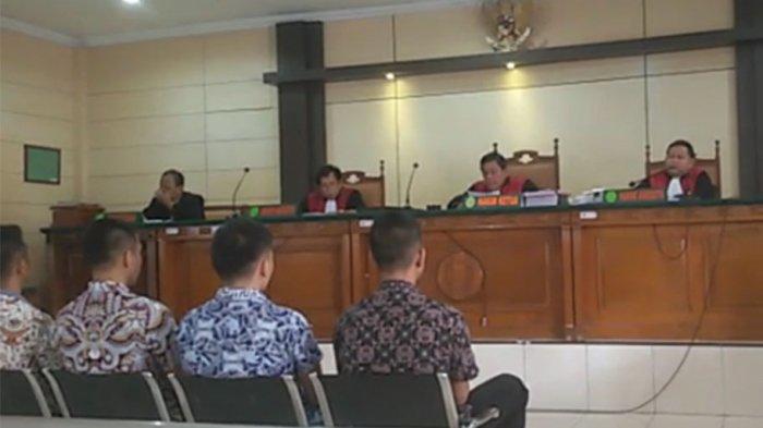 Ini Vonis PN Semarang untuk Empat Taruna Akpol