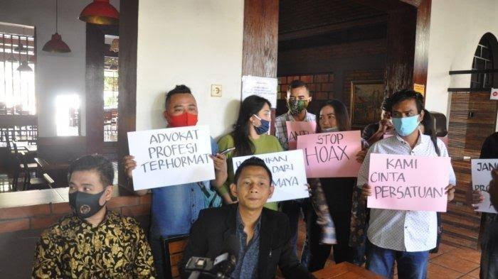 Kuasa Hukum Pelapor Pertanyakan Penanganan Kasus Ujaran Kebencian Berbau SARA di Polda Jateng