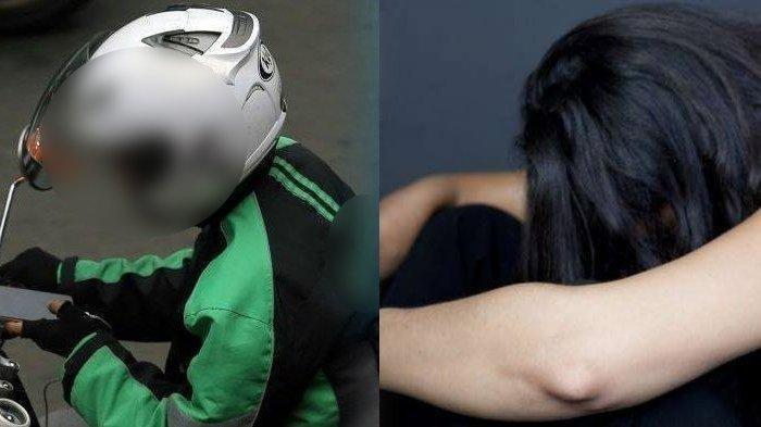 Tas Ratna Driver Cewek Ojol Dicuri Penumpang, Pelaku Tawarkan Perawatan di Salon Lalu Kabur