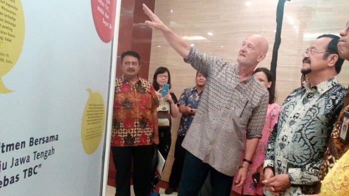 17 Tahun Beroperasi di Indonesia, Ini Saran KNCV terhadap Masalah Penyakit TB di Jateng