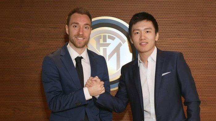Kontrak Christian Eriksen Bersama Inter Milan Hingga Juni 2024, Nilai Transfer Rp 225 Miliar