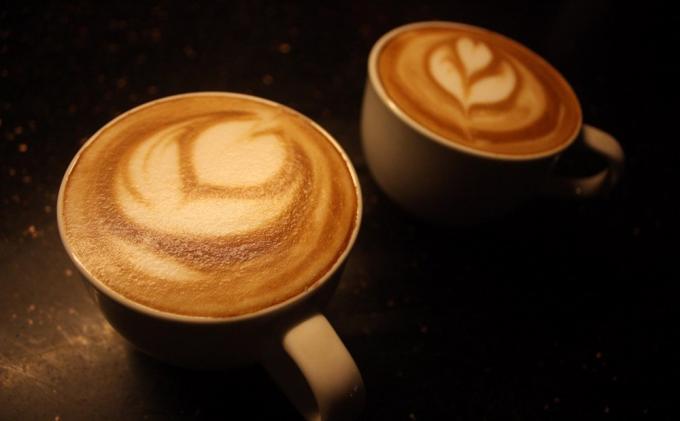 Motif Tulip Varian Kopi Menambah Nikmatnya Espresso