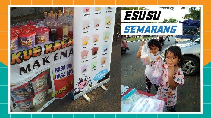 Esusu Semarang: Menggunakan Bahan Susu Murni Tanpa Tambahan