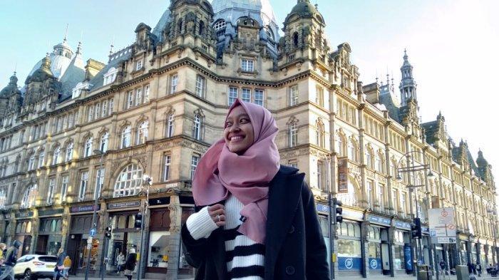 Cerita Eva Ramadan di Inggris, Kangen Masakan Ceker Super Pedes