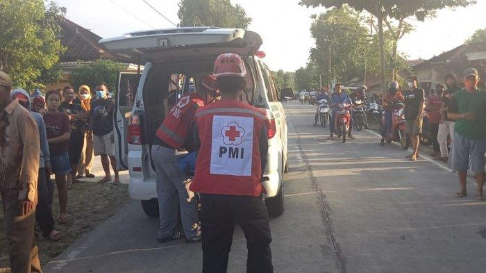 Pengendara Truk yang Terlibat Kecelakaan di Gesi Diamankan ke Mapolres Sragen