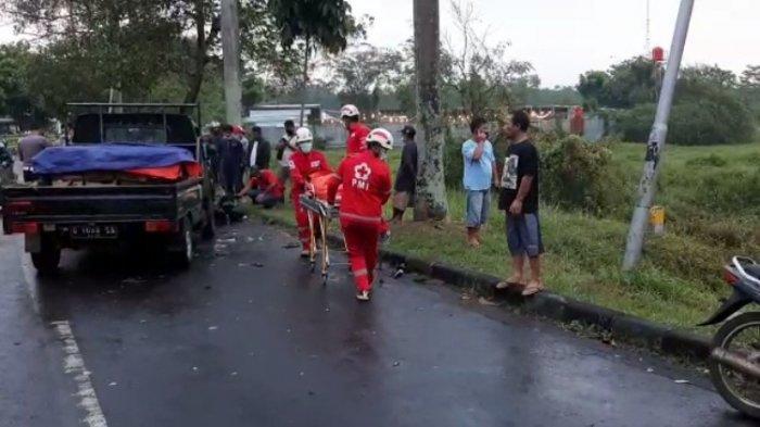 Kecelakaan Maut di Kajen:Belok Mendadak, Mobil Hantam Motor, Waluyo Tewas