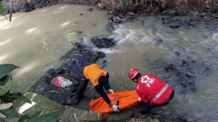 Tak Pulang Sehari, Warga Sragen Ditemukan Terapung di Sungai Jobin