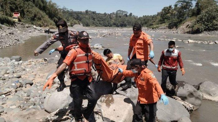 Ini Identitas Mayat di Sungai Serayu Banjarnegara