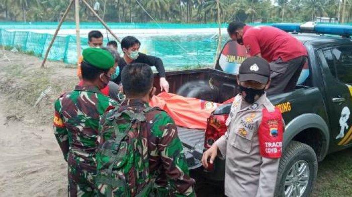 Mayat Perempuan Ditemukan Mengapung di Pantai Desa Waluyorejo Puring Kebumen