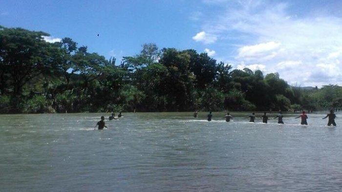 BREAKING NEWS: Tank TNI Tenggelam di Purworejo, Dua Orang Meninggal Dunia