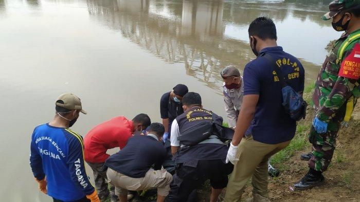 Ada yang Mengambang di Sungai Bengawan Solo Tapi Bukan Warna Kuning, Warga Lalu Lapor Polisi