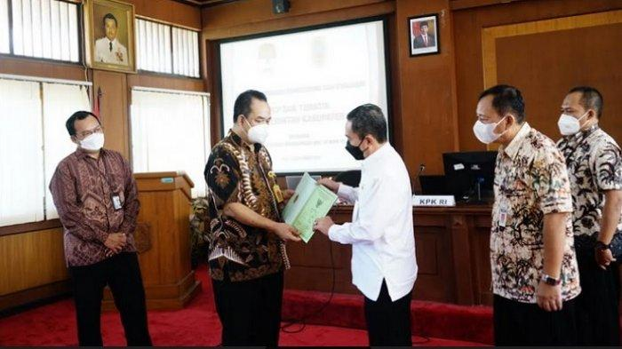 Pemkab Pati Sinergi dengan KPK Laksanakan Monitoring Control for Prevention