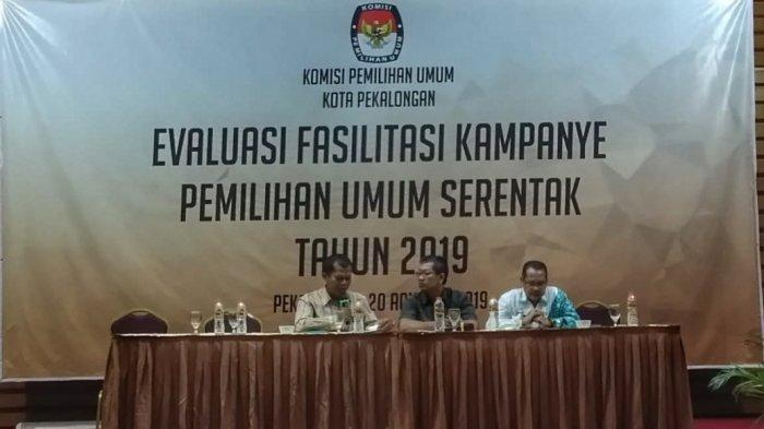 Masih Banyak Peserta Pemilu Berkampanye Secara Ilegal di Kota Pekalongan, Tidak Lapor Polisi