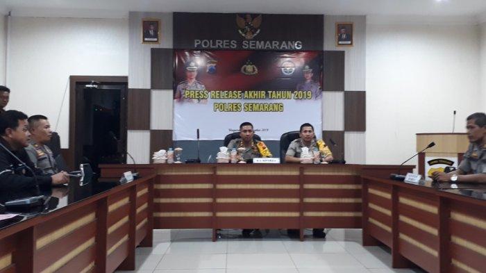 Data Polres Semarang: Angka Kejahatan Turun, Tapi Laka Lantas Meningkat di Kabupaten Semarang