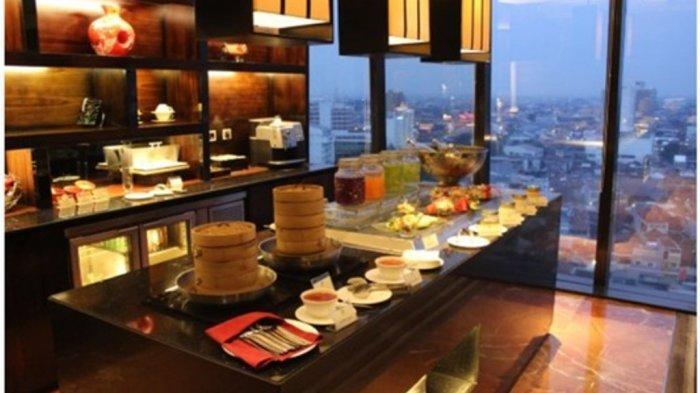 Po Hotel Semarang Kembali Buka Executive Club Lounge, Tamu Bisa Nikmati Afternoon Tea di Lantai 11