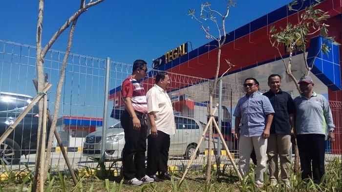 Hilangkan Kesan Gersang, IKBT Akan Tanam Ribuan Pohon Di Sepanjang Tol Brebes-Pemalang