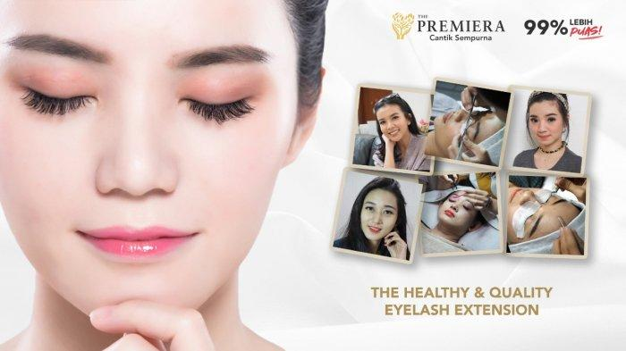 Eyelash Extension yang Tak Merusak Bulu Mata Asli ada di Premiera Skincare