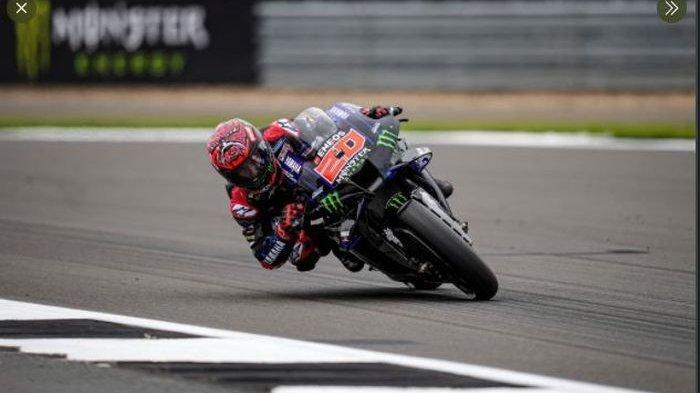Ritual Aneh Pebalap MotoGP, Rossi Bicara dengan Motor, Quartararo Ngobrol, Ini Fungsinya