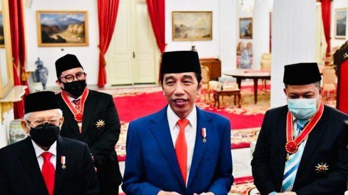 Presiden Jokowi dan Makruf Amin Tahun Ini Dapat THR, Berapa Nominalnya?