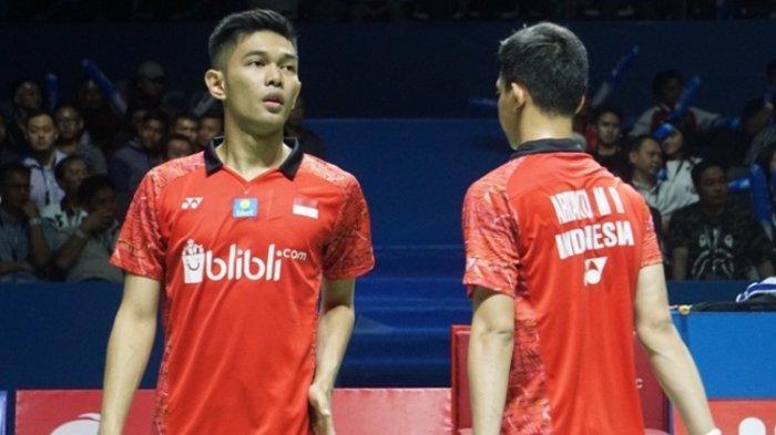 Fajar/Rian Kalah Dramatis, Indonesia Vs Taiwan Sementara Imbang 1-1