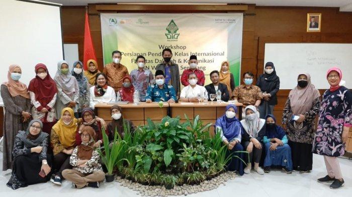 FDK UIN Walisongo Semarang Gelar Workshop Persiapan Pendirian Kelas Internasional