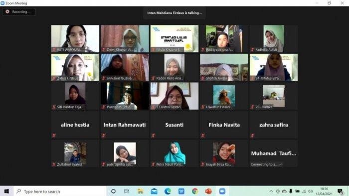 Percepat Kelulusan, FPK UIN Walisongo Semarang Adakan Webinar Strategi Lulus TOEFL dan Imka