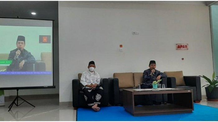Fakultas Sains dan Teknologi UIN Walisongo Semarang Gelar Halalbihalal