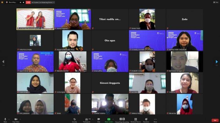 Unkartur Semarang Gelar Webinar Strategi Bisnis Digital Berbasis Pangan Lokal