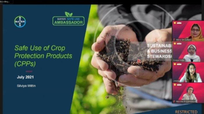 Faperta Unsoed Purwokerto dan Bayer Indonesia Bahas Penggunaan Produk Perlindungan Tanaman