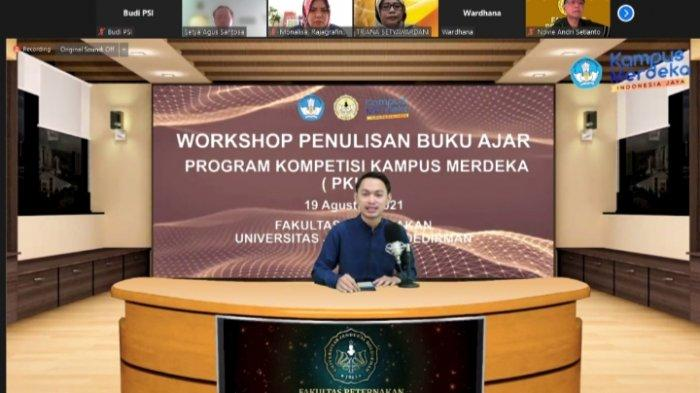 Fakultas Peternakan Unsoed Purwokerto Jalankan PKKM