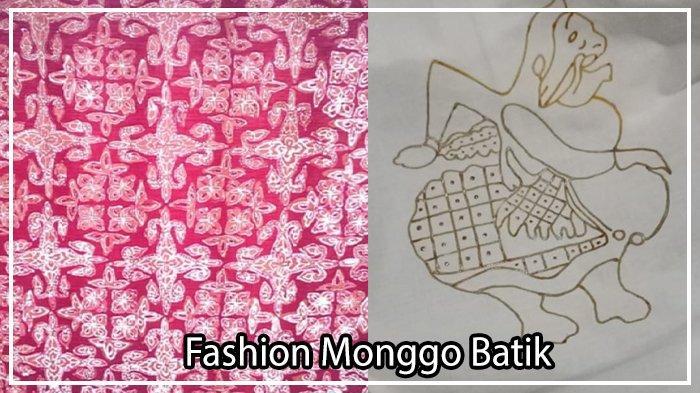 Fashion Monggo Batik, Unik dan Kreatif