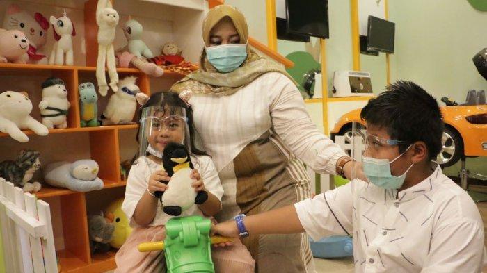 Fausta Corner kembali hadir dalam konsep baru yakni Fausta Corner family salon and spa yang resmi dibuka di komplek ruko Mulawarman no. 11B, Banyumanik, Semarang, Sabtu (12/12).