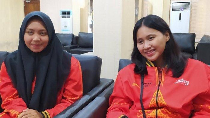 Dua Atlet PON Jateng Asal Sragen yang Maju ke PON XX Papua Ini Vita-citanya Jadi ASN