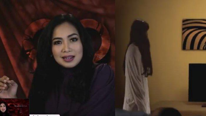 Pengakuan Feni Rose di TV, Kisah Mistis Lihat Kuntilanak Saat Menginap di Hotel Semarang