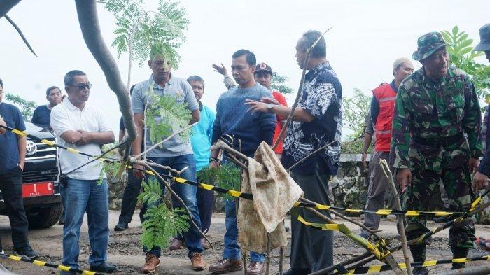 Di Dalam Tanah Sudah Mirip Bubur, Peringatan Bupati Batang: Waspada Warga Desa Jolosekti