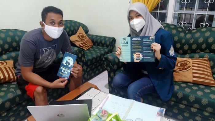 Mahasiswa Undip Dampingi Pelaku UMKM Semarang Tingkatkan Penjualan dengan Penulisan Iklan