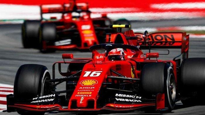 Jadwal F1 GP Rusia Sirkuit Sochi Akhir Pekan, Ferrari Ubah Setingan Jet Daratnya