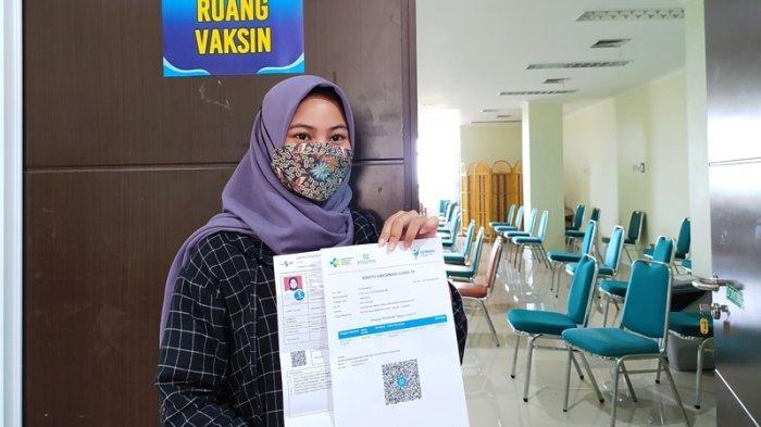 Vaksinasi Bagi Warga Karanganyar yang Ikut Seleksi CPNS, Fery: Sangat Membantu