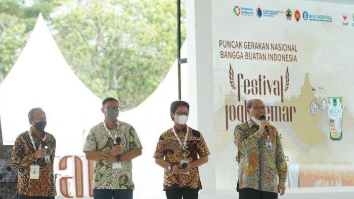 Bank Indonesia Jateng Sukseskan Gerakan Nasional Bangga Buatan Indonesia Melalui Festival Joglosemar