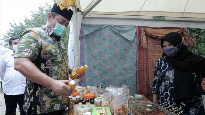 Pemkot Semarang Berikan Berbagai Fasilitas Agar UMKM Bangkit dari Pandemi