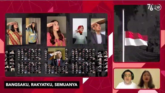 Festival Perayaan Virtual Hari Kemerdekaan Indonesia yang Ke-76 #17anBarengYOI