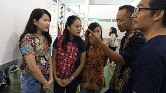 Festival Riset SMP Karangturi Semarang 2020, Siswa Main Game Online Cenderung Penurunan Prestasi