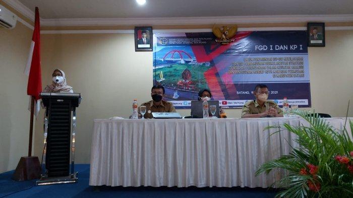 Penyusunan RDTR Kecamatan Gringsing akan Pertahankan Kawasan Tanaman Pangan