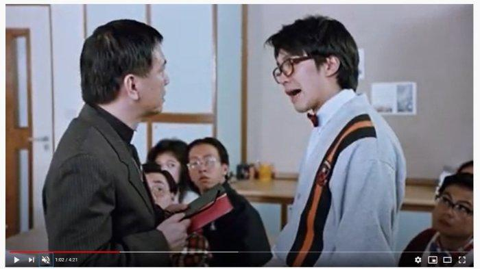 Sinopsis Fight Back to School II Bioskop Trans TV Pukul 23.30 WIB Stephen Chow Menyamar di Sekolah