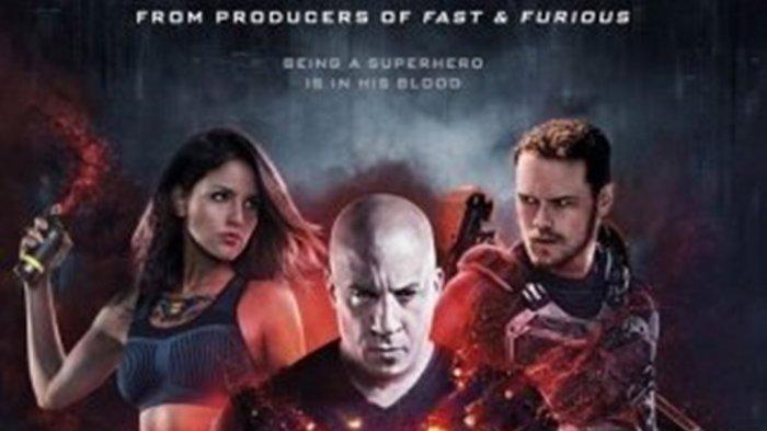 Jadwal Bioskop Kota Semarang Senin 16 Maret Ada Film Kamen Rider