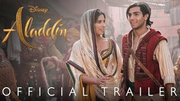 Sinopsis Dan Daftar Lengkap Pemeran Film Aladdin 2019 Tayang Di Bioskop Mulai Hari Ini Rabu 22 Mei Tribun Jateng