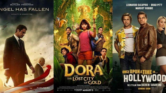 10 Film Hollywood Tayang Di Bioskop Agustus 2019 Once Upon A Time In Hollywood Dan Angel Has Fallen Halaman 2 Tribun Jateng