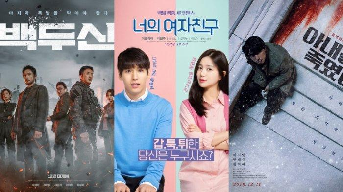 Ini 9 Film Korea TerbaruDesember 2019: Ashfall, My Bossy Girl hingga Killed My Wife