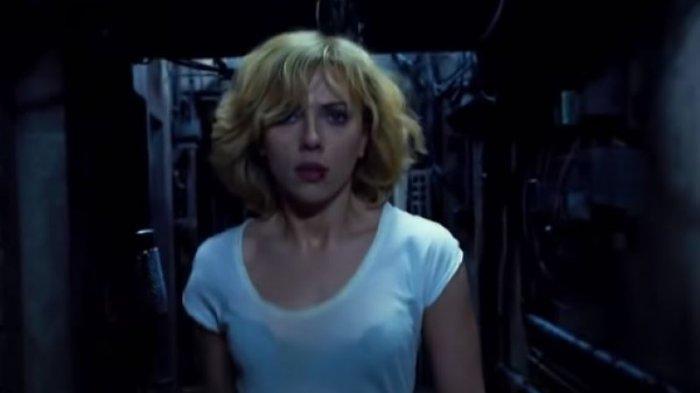 Sinopsis Lucy Big Movies GTV Pukul 21.30 WIB Scarlett Johnson Tuntaskan Misi
