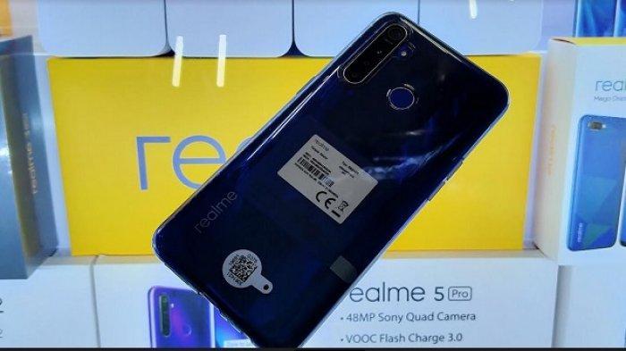Realme 5 Pro Varian 8 Gb Ram Turun Harga Ini Spesifikasi Dan Harganya Sekarang Tribun Jateng